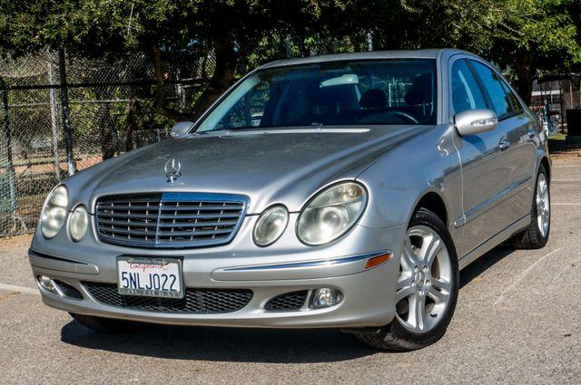 2005 Mercedes-Benz E500 5.0L Reseda, CA 44