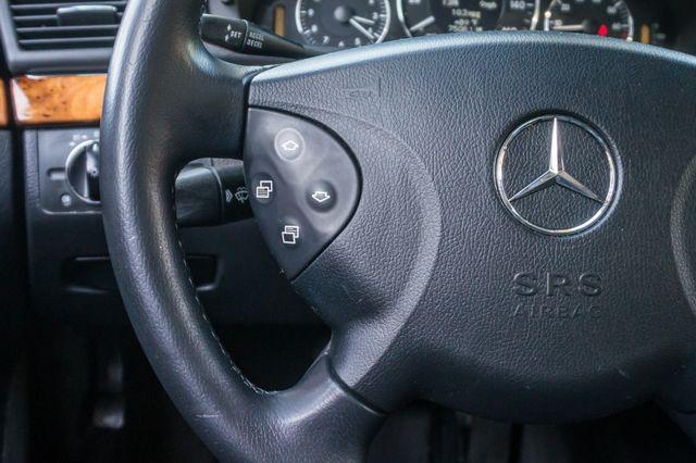2005 Mercedes-Benz E500 5.0L Reseda, CA 20