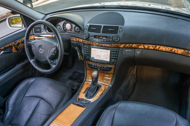 2005 Mercedes-Benz E500 5.0L Reseda, CA 36