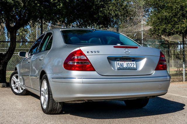 2005 Mercedes-Benz E500 5.0L Reseda, CA 7