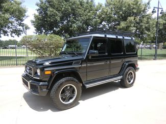 2005 Mercedes-Benz G500 5.0L in Addison, TX 75001