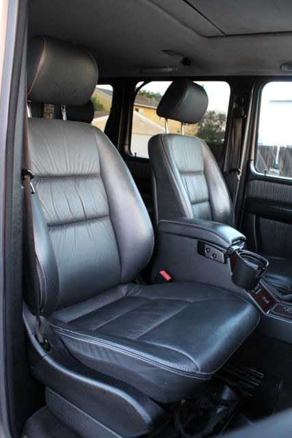 2005 Mercedes-Benz G55 5.5L AMG DESIGNO PKG 1-OWNER SERVICE RECORDS in Van Nuys, CA 91406
