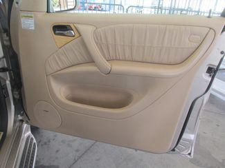 2005 Mercedes-Benz ML350 3.7L Gardena, California 13