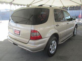 2005 Mercedes-Benz ML350 3.7L Gardena, California 2