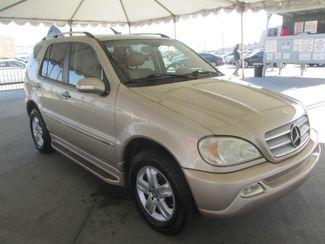 2005 Mercedes-Benz ML350 3.7L Gardena, California 3