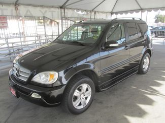 2005 Mercedes-Benz ML350 3.7L Gardena, California