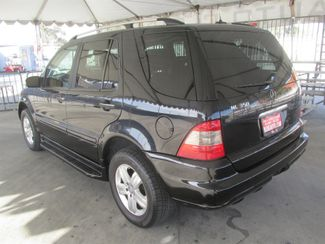 2005 Mercedes-Benz ML350 3.7L Gardena, California 1
