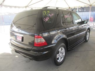2005 Mercedes-Benz ML350 3.7L Gardena, California 2