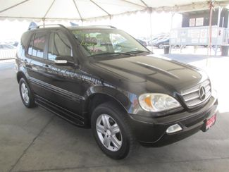 2005 Mercedes-Benz ML350 3.7L Gardena, California 3