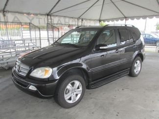2005 Mercedes-Benz ML500 5.0L Gardena, California
