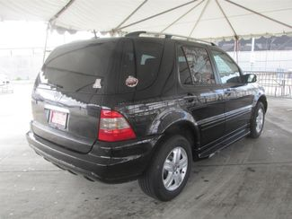 2005 Mercedes-Benz ML500 5.0L Gardena, California 2
