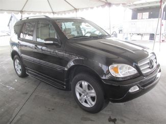 2005 Mercedes-Benz ML500 5.0L Gardena, California 3