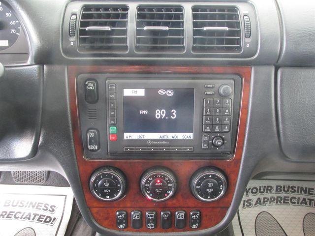 2005 Mercedes-Benz ML500 5.0L Gardena, California 6