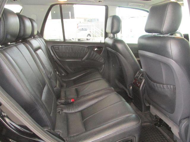 2005 Mercedes-Benz ML500 5.0L Gardena, California 12