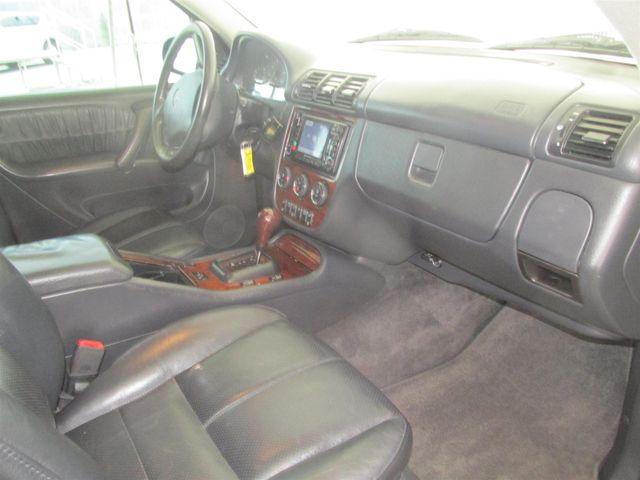 2005 Mercedes-Benz ML500 5.0L Gardena, California 8