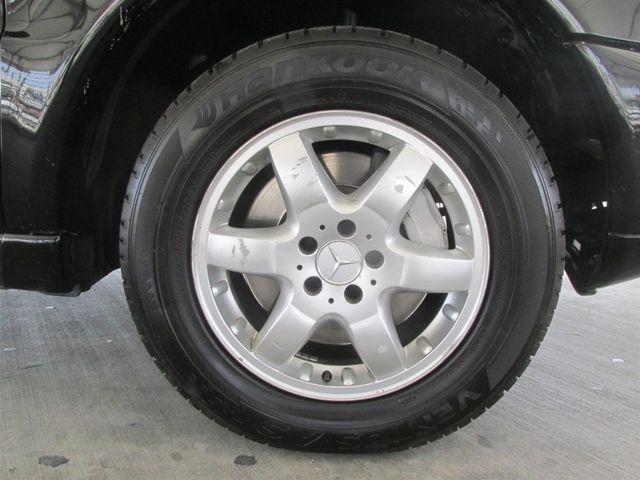 2005 Mercedes-Benz ML500 5.0L Gardena, California 14