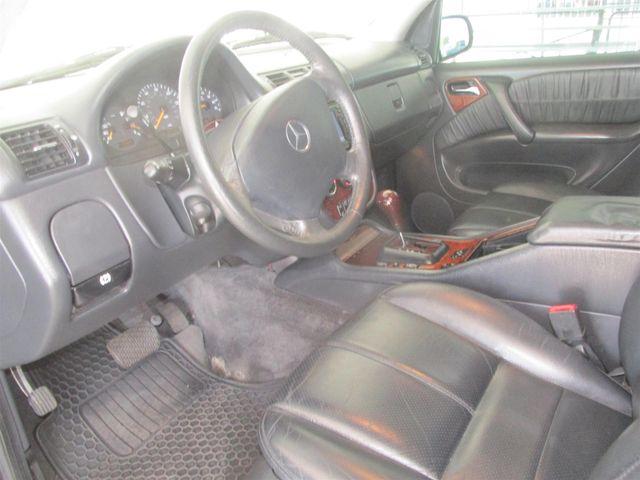 2005 Mercedes-Benz ML500 5.0L Gardena, California 4