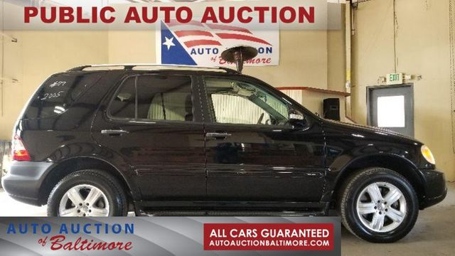 2005 Mercedes-Benz ML500 5.0L | JOPPA, MD | Auto Auction of Baltimore  in Joppa MD