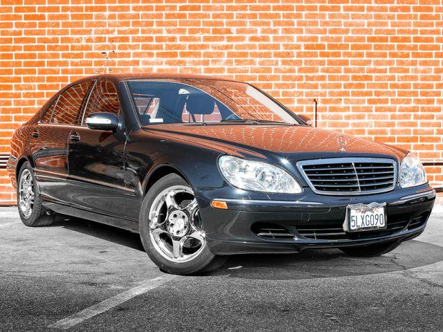 2005 Mercedes-Benz S430 4.3L Burbank, CA 1