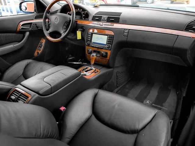2005 Mercedes-Benz S430 4.3L Burbank, CA 11