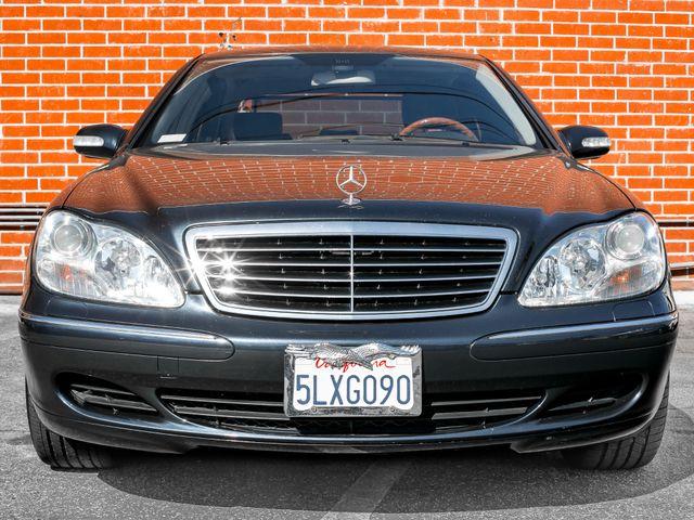 2005 Mercedes-Benz S430 4.3L Burbank, CA 2