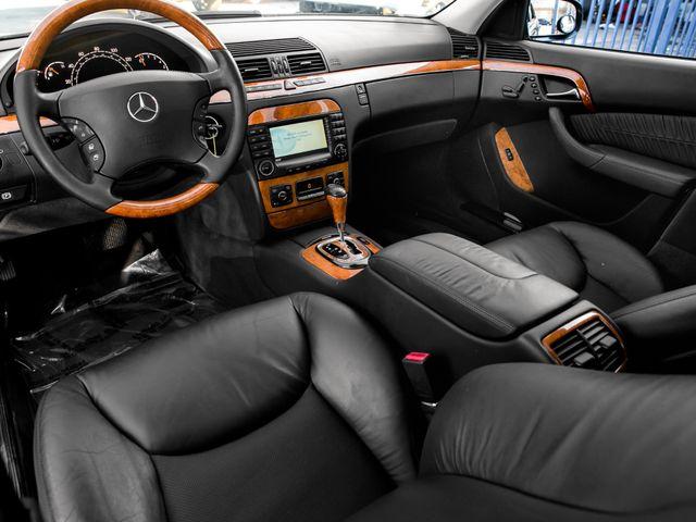 2005 Mercedes-Benz S430 4.3L Burbank, CA 9
