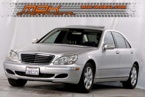 2005 Mercedes-Benz S500 - 4Matic AWD - Premium - Xenon in Los Angeles