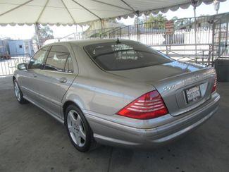 2005 Mercedes-Benz S500 5.0L Gardena, California 1