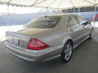2005 Mercedes-Benz S500 5.0L Gardena, California 2
