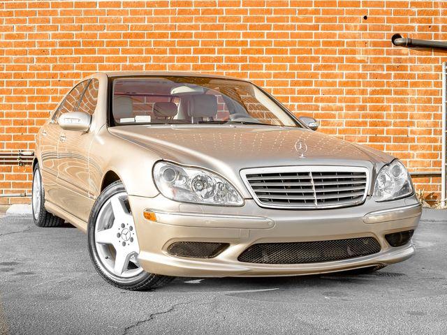 2005 Mercedes-Benz S600 5.5L Burbank, CA 1