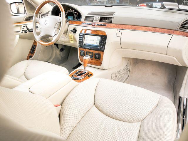 2005 Mercedes-Benz S600 5.5L Burbank, CA 12