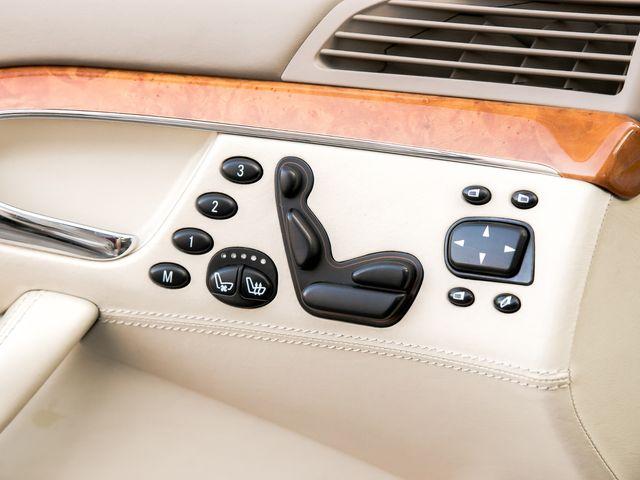 2005 Mercedes-Benz S600 5.5L Burbank, CA 15