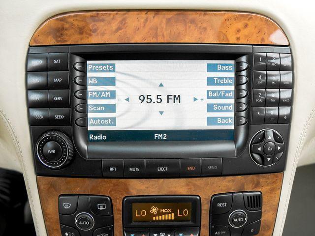 2005 Mercedes-Benz S600 5.5L Burbank, CA 18