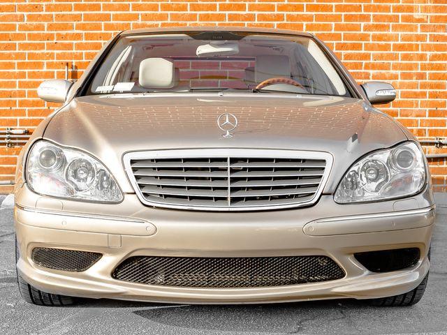 2005 Mercedes-Benz S600 5.5L Burbank, CA 2