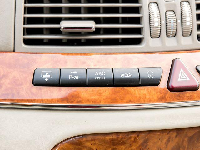 2005 Mercedes-Benz S600 5.5L Burbank, CA 22