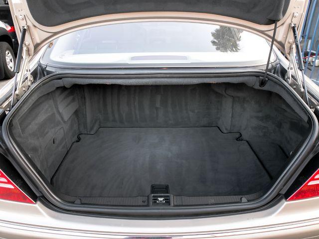 2005 Mercedes-Benz S600 5.5L Burbank, CA 24