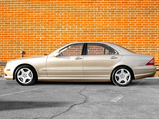 2005 Mercedes-Benz S600 5.5L Burbank, CA 4