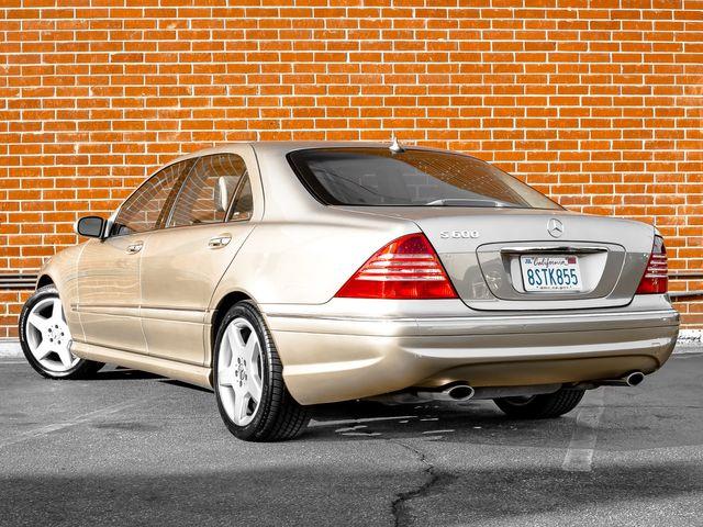 2005 Mercedes-Benz S600 5.5L Burbank, CA 6