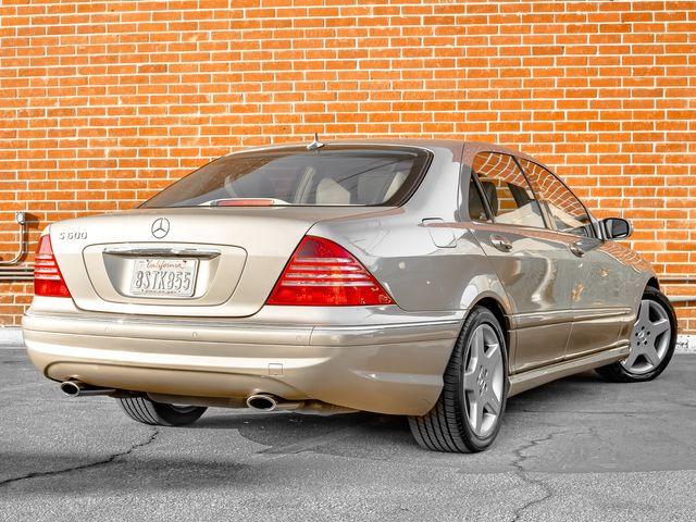 2005 Mercedes-Benz S600 5.5L Burbank, CA 7