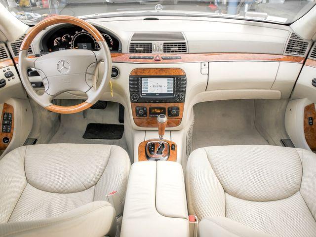 2005 Mercedes-Benz S600 5.5L Burbank, CA 8