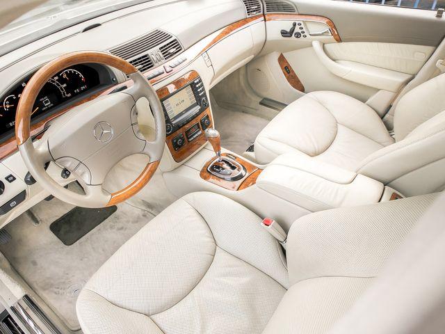 2005 Mercedes-Benz S600 5.5L Burbank, CA 9