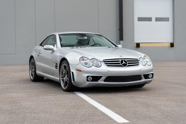 2005 Mercedes-Benz SL Class SL65 Chesterfield, Missouri 3