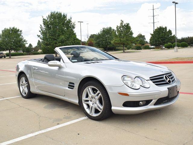 2005 Mercedes-Benz SL-Class SL 500 Base in McKinney, Texas 75070
