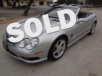 2005 Mercedes-Benz SL500 5.0L in Austin, Texas 78726