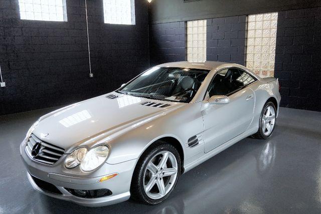 2005 Mercedes-Benz SL500 5.0L Bridgeville, Pennsylvania 4