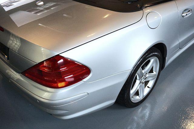 2005 Mercedes-Benz SL500 5.0L Bridgeville, Pennsylvania 14