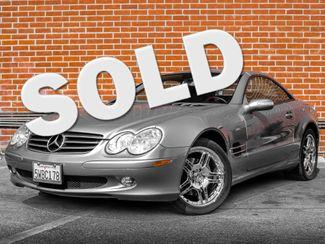 2005 Mercedes-Benz SL500 5.0L Burbank, CA