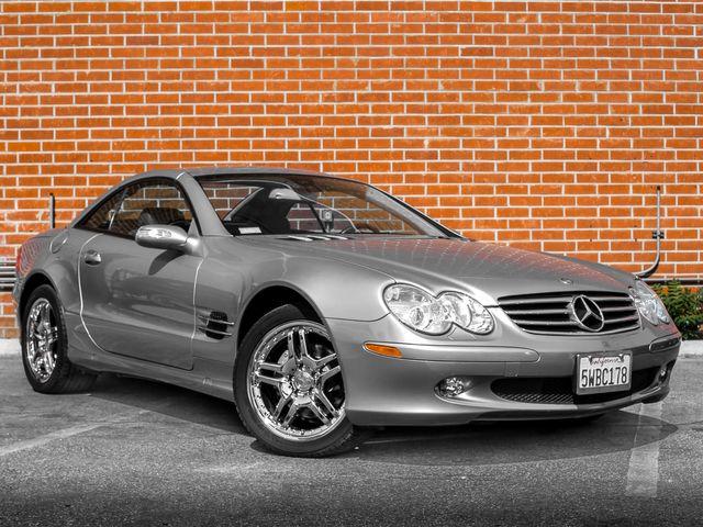 2005 Mercedes-Benz SL500 5.0L Burbank, CA 2