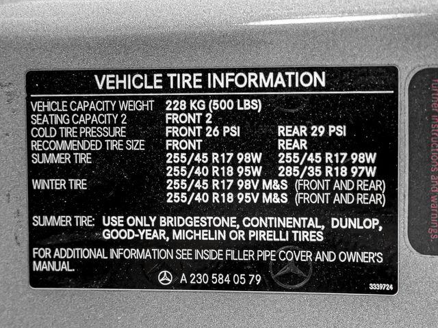 2005 Mercedes-Benz SL500 5.0L Burbank, CA 28