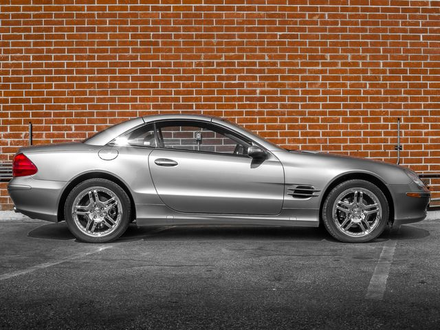 2005 Mercedes-Benz SL500 5.0L Burbank, CA 5